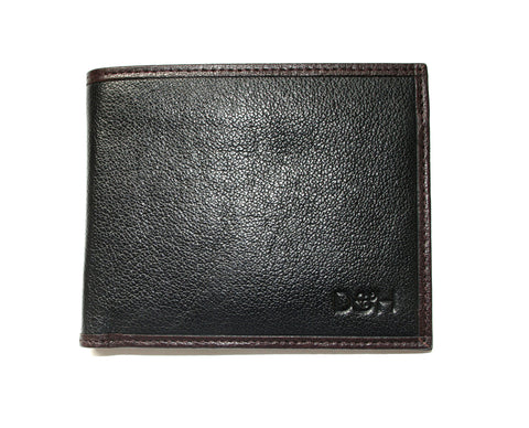 The Statan Bifold Genuine Leather Wallet