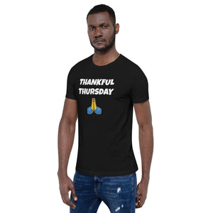Thankful Thursday Short-Sleeve Unisex T-Shirt