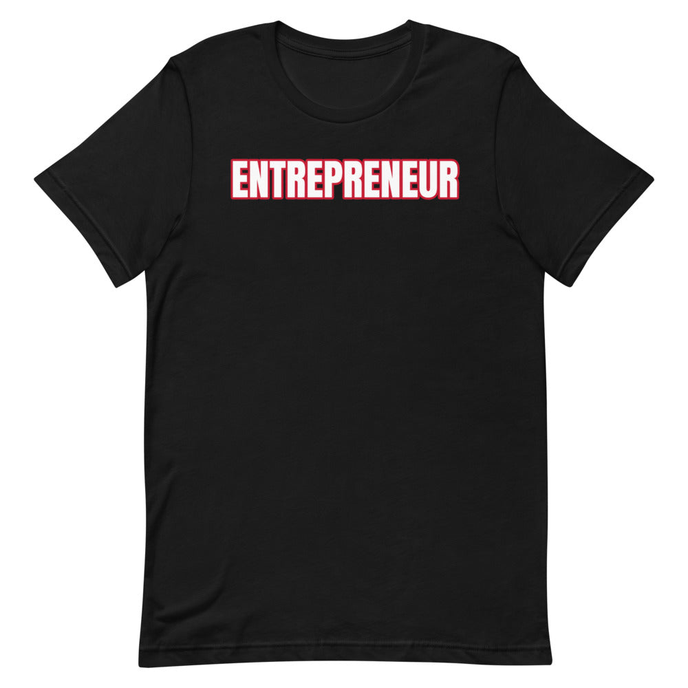 Entrepreneur Short-Sleeve Unisex T-Shirt (Various Colors)