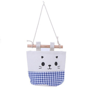 Wall Hanging Organiser - in 5 cute patterns