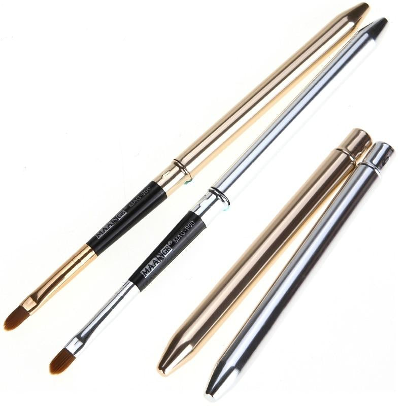 Retractable Lip Brush - choice of 2 colours
