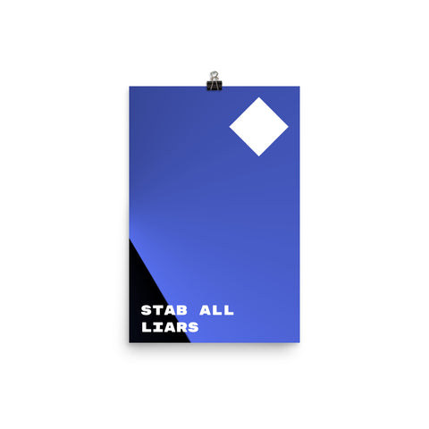 Poster Series I: Liars