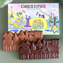 Afbeelding in Gallery-weergave laden, Choco Cities reep