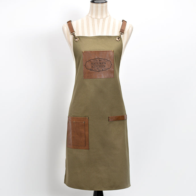 Nature's Kitchen & Market Apron