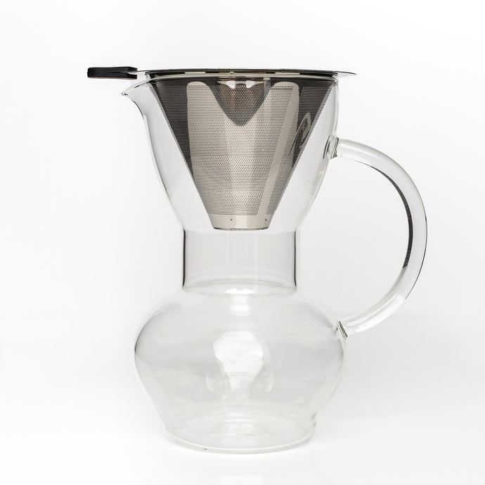 Glass Coffee Pour-Over