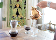 Load image into Gallery viewer, Glass Coffee Pour-Over