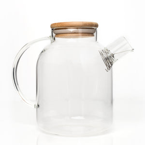 Glass Kettle - 34 ounce