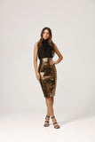Lexi Gold Micah Dress