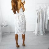 Two Sisters Annabelle White Dress