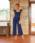 Two Sisters Navy Anastasia Jumpsuit