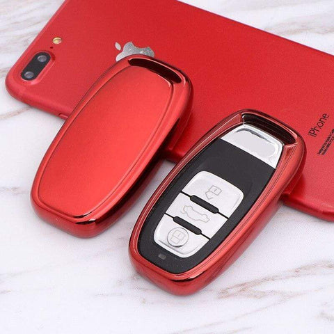 OEL DESIGN Audi Car TPU Key Case