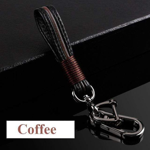 OEL DESIGN COFFEE KEYCHAIN ONLY Toyota Cover Remote Key Holder Fob Case & KeyChain