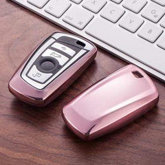 OEL DESIGN PINK KEY COVER BMW Key Case Cover