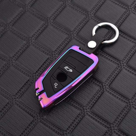 OEL DESIGN RAINBOW TYPE KEY COVER TYPE C BMW Zinc alloy Key cover
