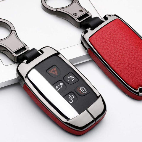 OEL DESIGN Range Rover Zinc Alloy Car Key Case