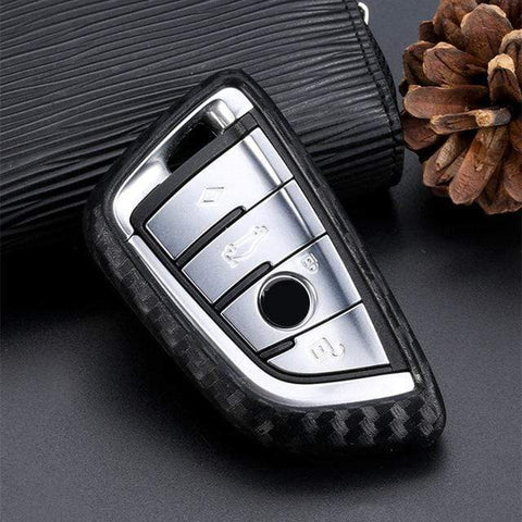 OEL DESIGN SHELL KEY COVER Carbon Fiber BMW Key Cover