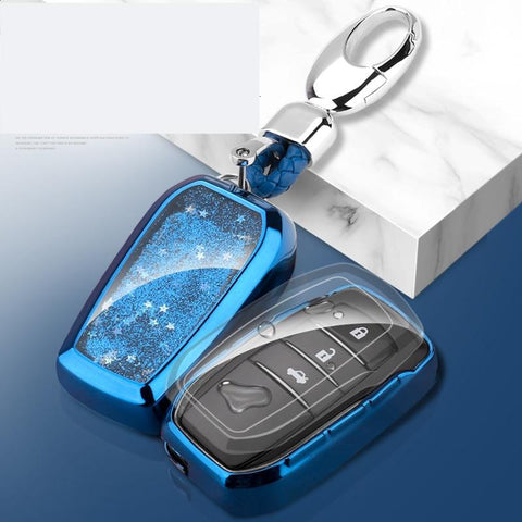 OEL DESIGN Toyota Quicksand Star Car Key Case
