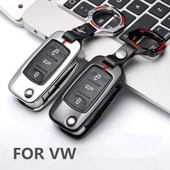 OEL DESIGN VW Golf Car Remote Key Cover Case