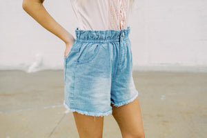 Georgia Denim Shorts