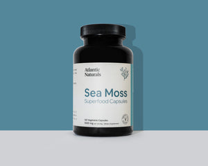 Dr Sebi's Sea Moss | The most complete superfood on the planet