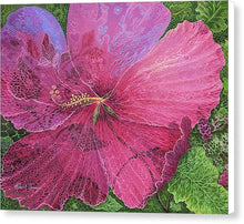Load image into Gallery viewer, Pink Hibiscus Dream - Canvas Print