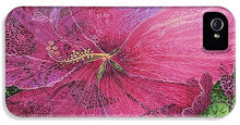 Load image into Gallery viewer, Pink Hibiscus Dream - Phone Case