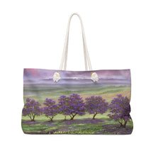 Load image into Gallery viewer, 5 Jacaranda Mauna Kea, Weekender Bag