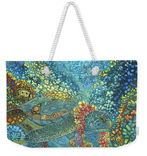Load image into Gallery viewer, A Hui Hou  - Weekender Tote Bag