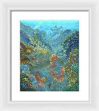 Load image into Gallery viewer, A Hui Hou  - Framed Print