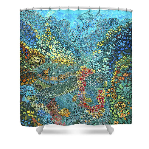 A Hui Hou  - Shower Curtain