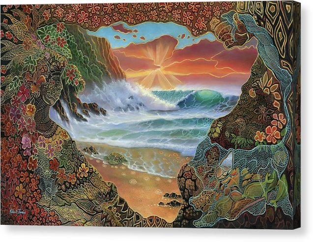 Big Island Dreams - Canvas Print