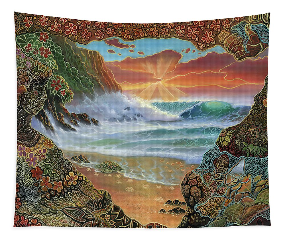Big Island Dreams - Tapestry