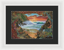 Load image into Gallery viewer, Big Island Dreams - Framed Print