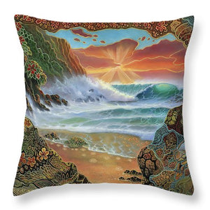Big Island Dreams - Throw Pillow