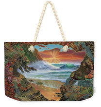 Load image into Gallery viewer, Big Island Dreams - Weekender Tote Bag