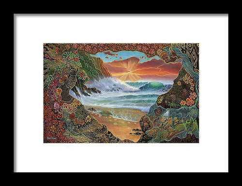 Big Island Dreams - Framed Print