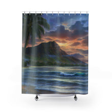 Load image into Gallery viewer, Diamond Sunrise-Shower Curtains