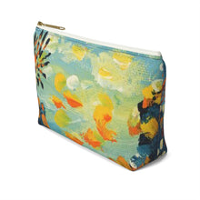 Load image into Gallery viewer, Palette Turtle By Robert Thomas Accessory Pouch w T-bottom