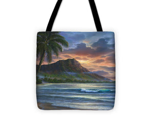 Diamond Sunrise - Tote Bag