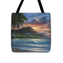 Load image into Gallery viewer, Diamond Sunrise - Tote Bag