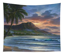 Load image into Gallery viewer, Diamond Sunrise - Tapestry