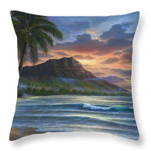 Load image into Gallery viewer, Diamond Sunrise - Throw Pillow
