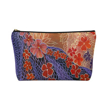 Load image into Gallery viewer, Purple Haze Princess Accessory Pouch w T-bottom
