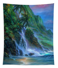 Load image into Gallery viewer, Faces Of Hawaii - Tapestry
