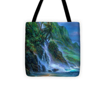 Load image into Gallery viewer, Faces Of Hawaii - Tote Bag