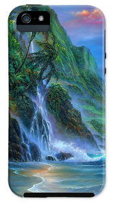 Faces Of Hawaii - Phone Case