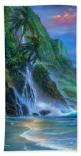 Load image into Gallery viewer, Faces Of Hawaii - Bath Towel