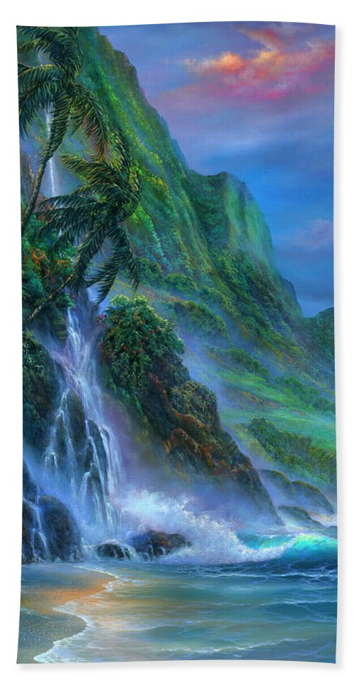 Faces Of Hawaii - Beach Towel