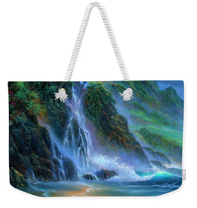 Faces Of Hawaii - Weekender Tote Bag