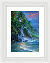 Load image into Gallery viewer, Faces Of Hawaii - Framed Print